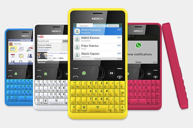 Nokia Asha 210 Has A Dedicated WhatsApp Button And a Hell Lot of Other Features!
