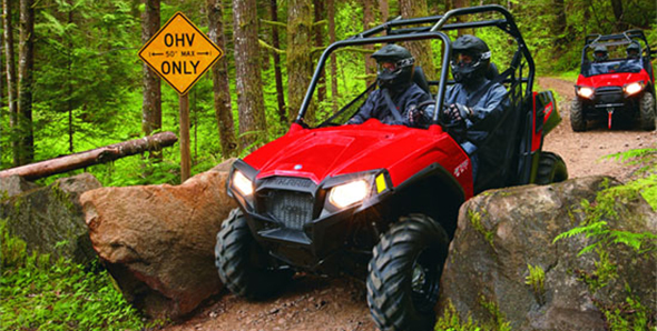 Polaris India Launches Two Off-Road Circuits In Bangalore; 23 More Tracks To Launch By End-2013!