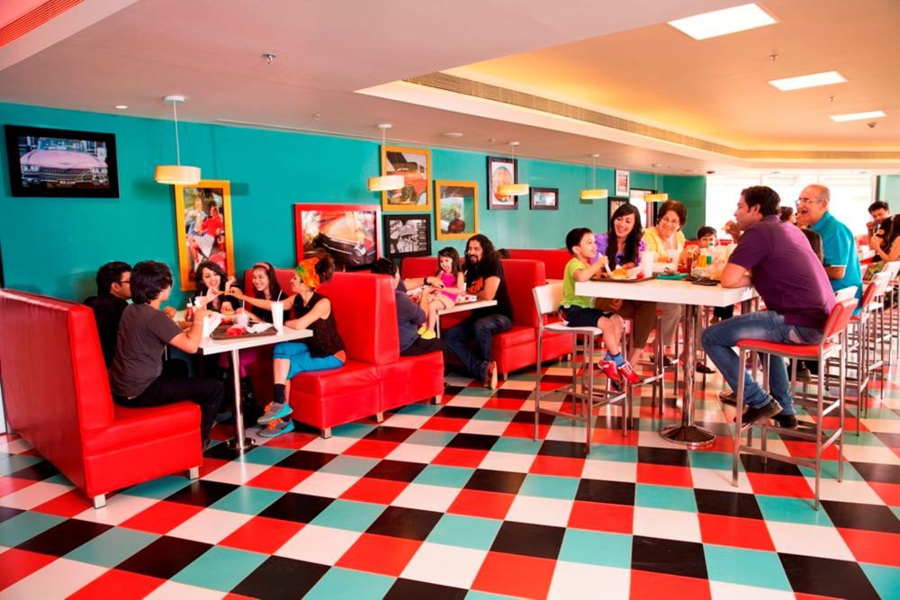 red-bonnet-american-diner-adlabs-imagica theme park mumbai