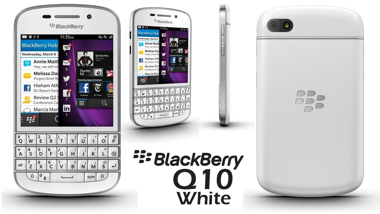 BlackBerry Unveils Q10 At Rs 44,990; Touch Or Type, You Decide!