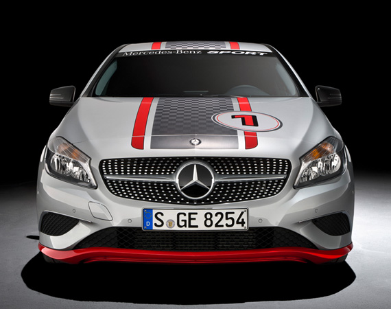 Mercedes Benz A-Class: A Mix Of Sports And Luxury At Rs.21.93 Lakhs!