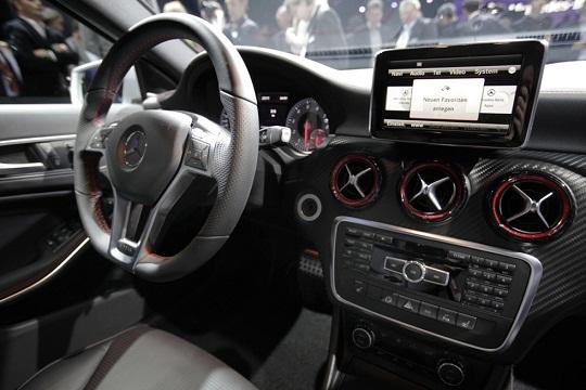 Mercedes-Benz-A-Class-Interior
