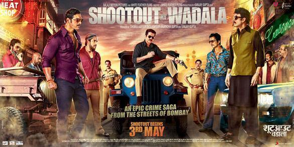 Shootout At Wadala | Movie Review