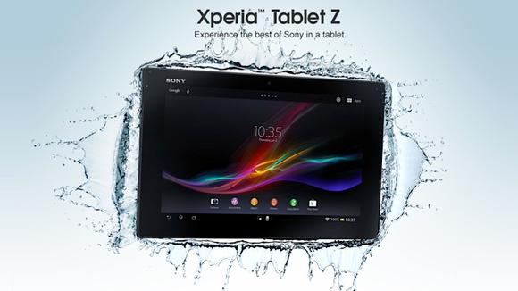 Sony Floats Water-Proof Xperia Z Tablet @ Rs.46,990!