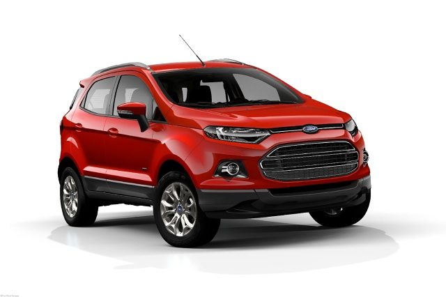 Ford EcoSport: A Life Saver In India!