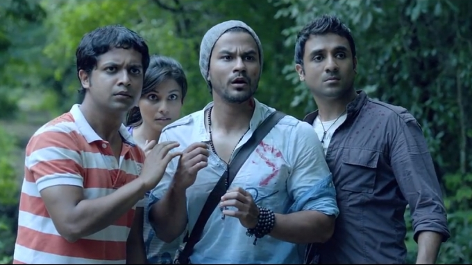 go goa gone movie stills wallpaper