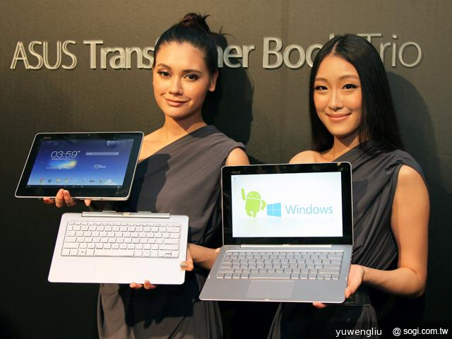 Asus Launches Transformer Book Trio Now In India. Priced Rs.98099