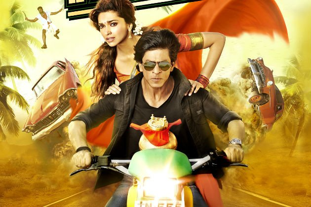 Watch Official Trailer: Chennai Express