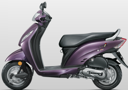 Honda Activa I IN1 Purple Metallic