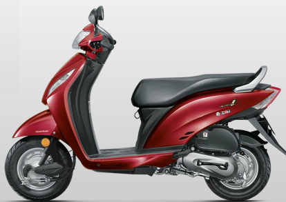 Honda Activa I IN2 Alpha Red