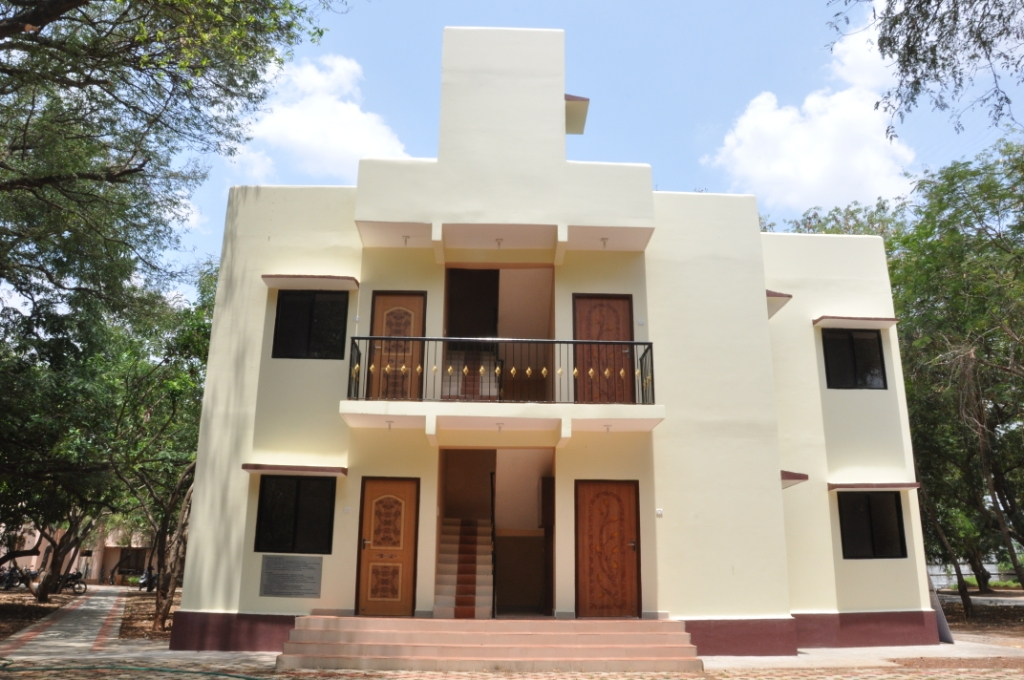 IIt madras low cost 800 square feet bilding