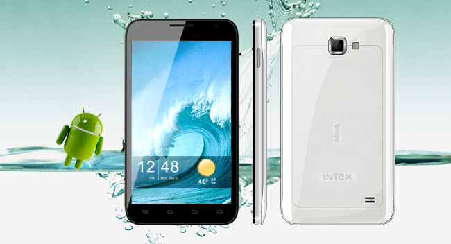 Intex Aqua I-5 Smartphone Launched For Rs 11,690/-
