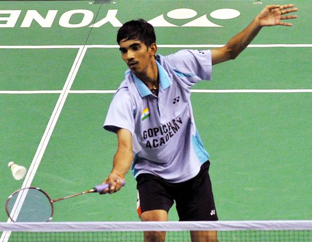 Srikanth Scripts History: Wins Thailand Open Grand Prix!