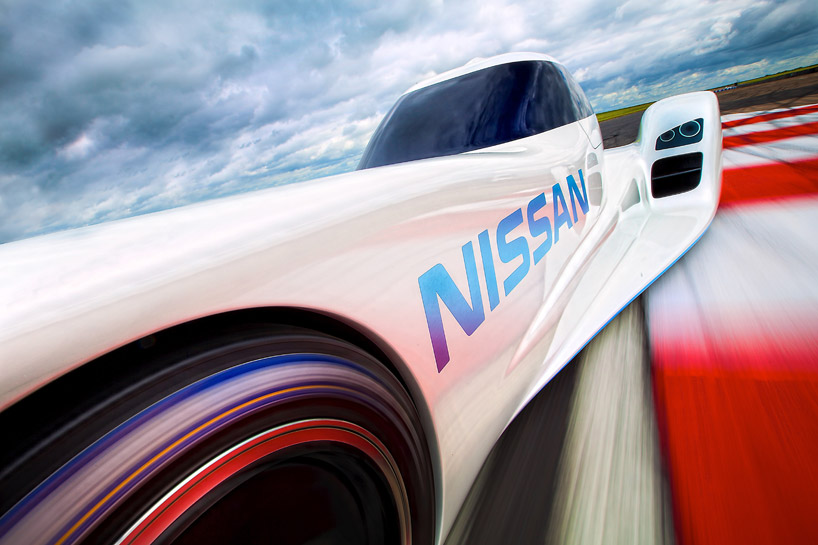 Nissan ZEOD RC: World's Fastest Electric Car!