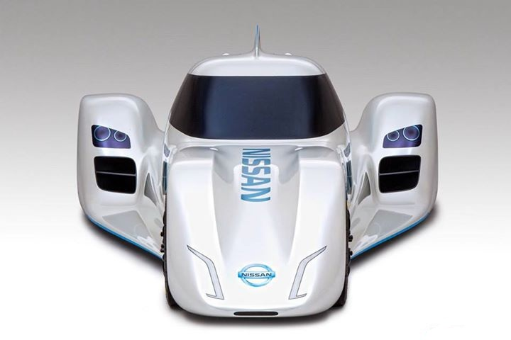 Nissan ZEOD RC Front