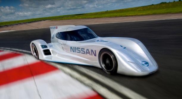 Nissan ZEOD RC LMP1