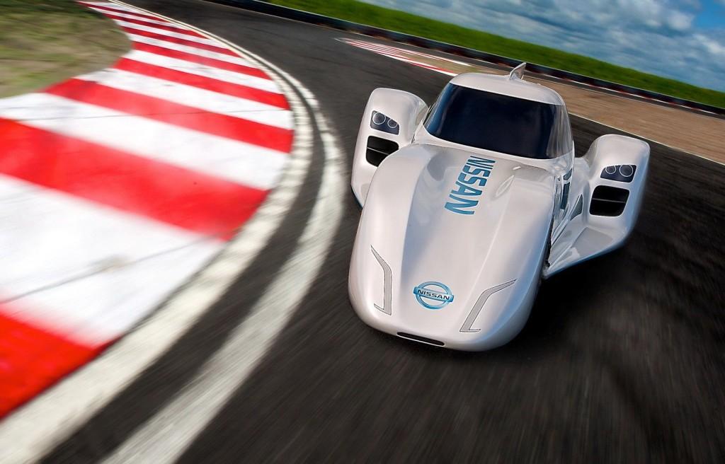 Nissan ZEOD RC LMP3