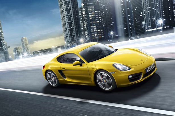 Porsche Cayman S Now In India At Rs 93.99 Lakh