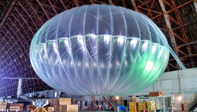 Project Loon: India Shows Interest In Connecting Via Balloons!