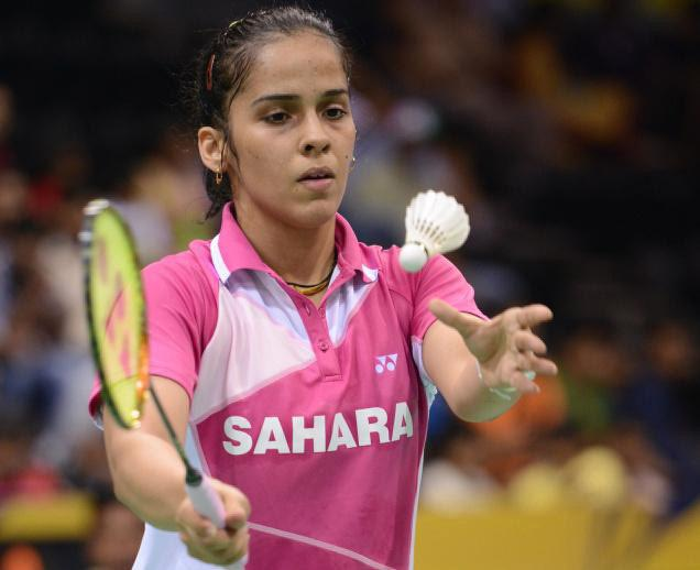 Singapore Open: Saina Crashes Out!