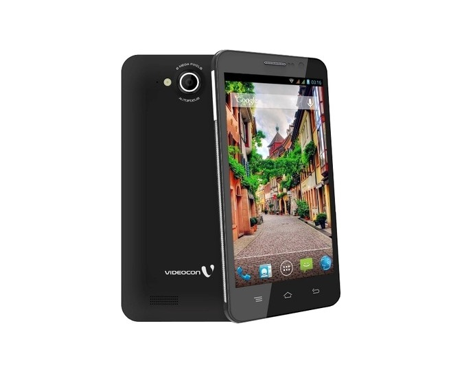 Videocon Floats A55HD At Rs 13,499/-