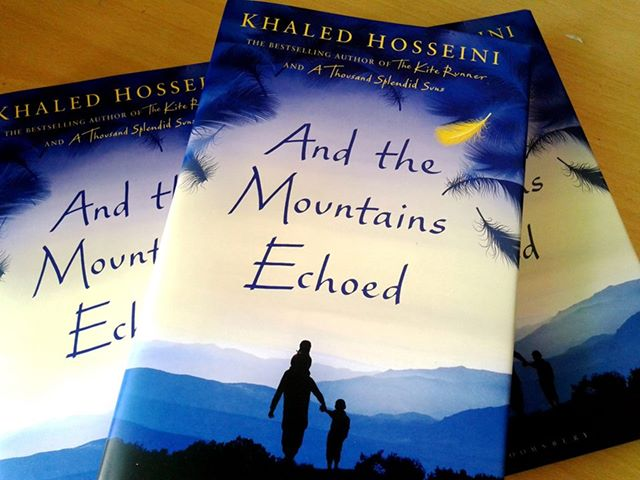 and the mountains echoed khaleid hosseini kite runner