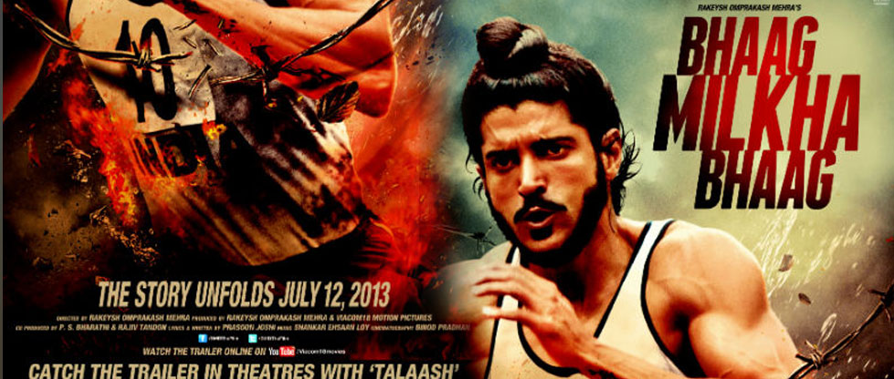 Watch: Official Trailer Of Bhaag Milkha Bhaag