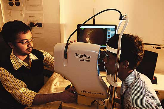 'Eye PAC': IIT Madras' Fast And Inexpensive Eye Screening Technology