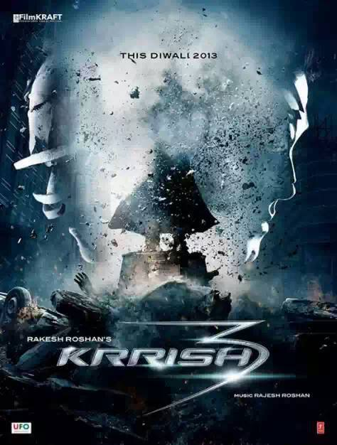 krrish 3 official digital poster