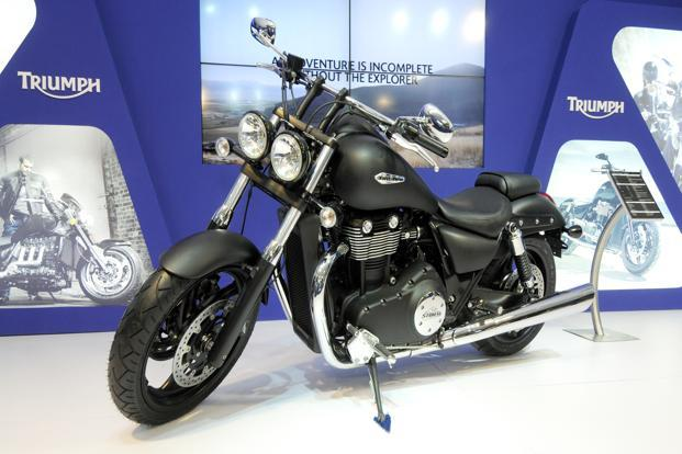 Triumph Motorcycles India Launch Likely On September 2013!