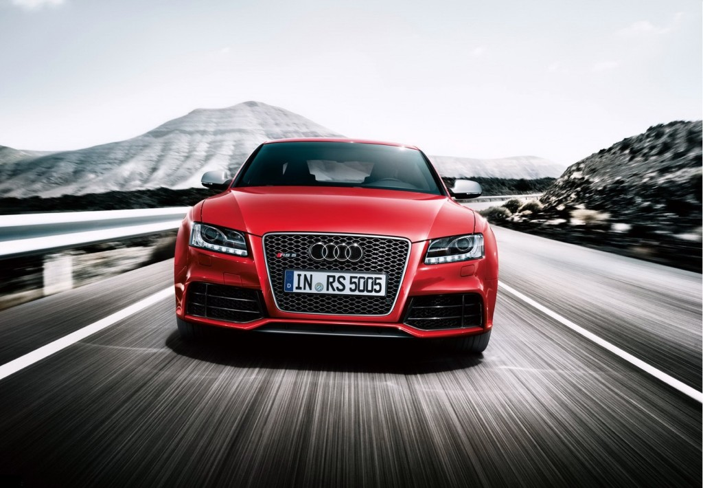 Audi RS 5 Coupe Front