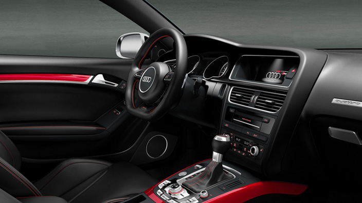 Audi RS 5 Coupe Interiors