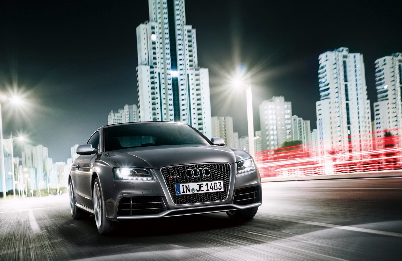 Audi RS 5 Coupe Now In India At Rs.95.28 Lakh!