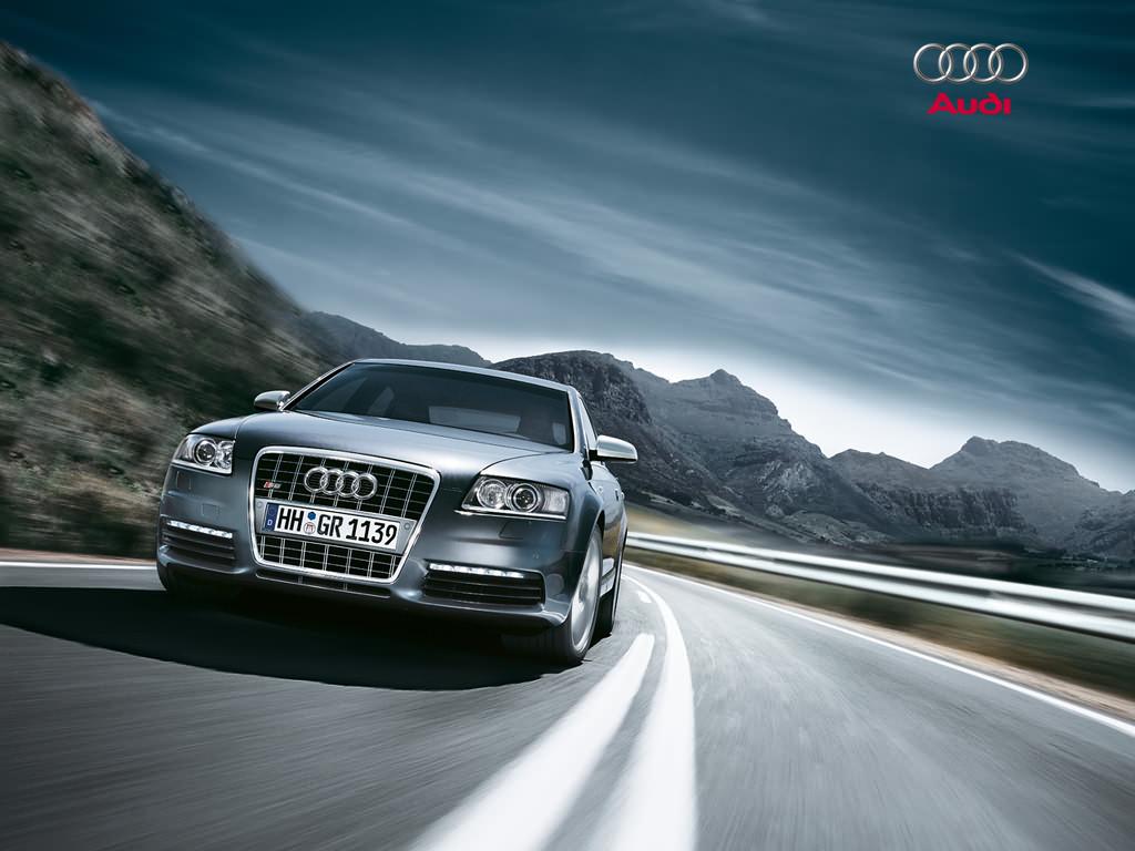 Audi S6 Front