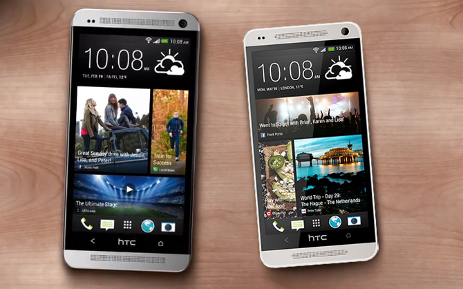 Younger Sibling: HTC One Mini Unveiled!