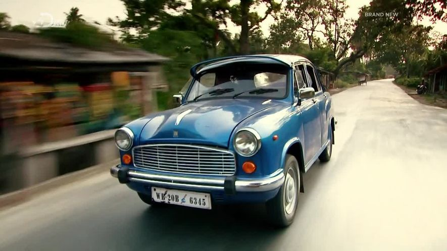 Enduring Hindustan Ambassador Ranked 'World's Best Taxi' By Top Gear