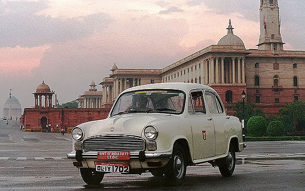 Hindustan Ambassador worlds best taxi