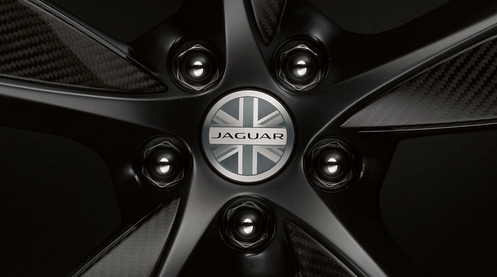 Jaguar F-TYPE S Wheel