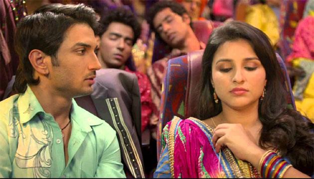 Shuddh Desi Romance movie poster