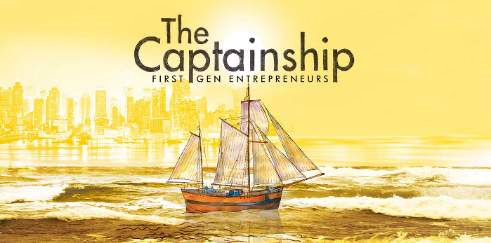 The-Captainship-First-gen-Indian-entrepreneurs review