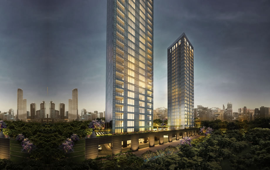 Trump Towers Pune