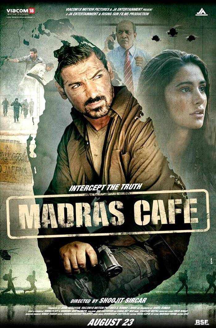 First Look: Madras Cafe