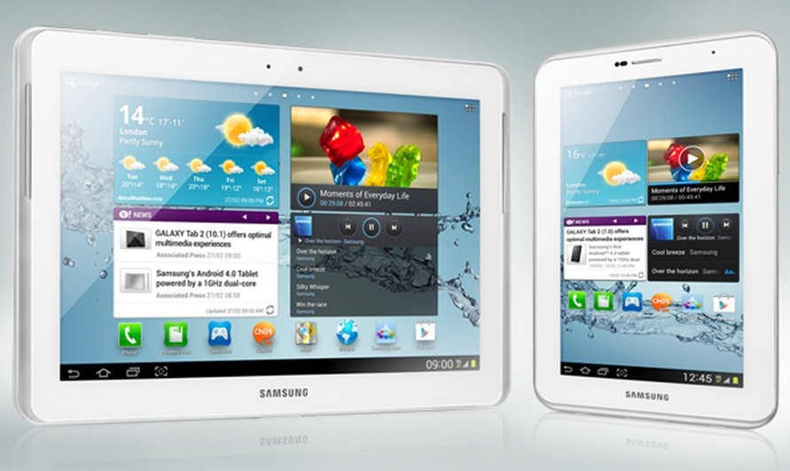Samsung Galaxy Tab 3 To Hit Indian Shores Tomorrow!