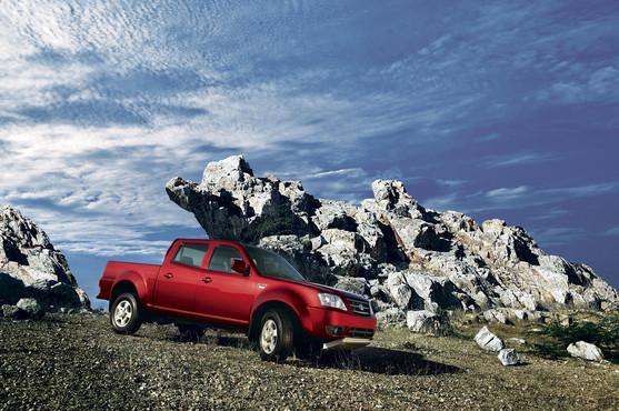 TATA Motors Collaborates With Fusion Automotive To Launch Xenon Pickup Truck In Australia