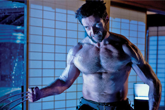 the wolverine review india X men