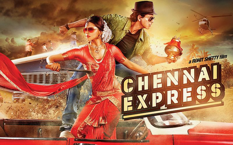 Chennai Express | Movie Review – Ticket Kharid Ke Baith Jaa Seat pe… This One Is a Joyride!