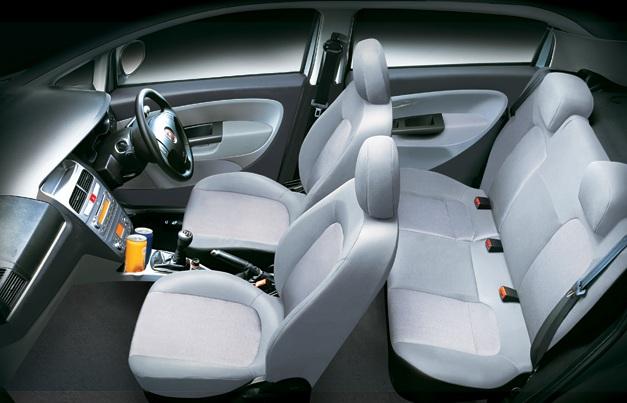 Fiat Punto Sport 2013 Interiors