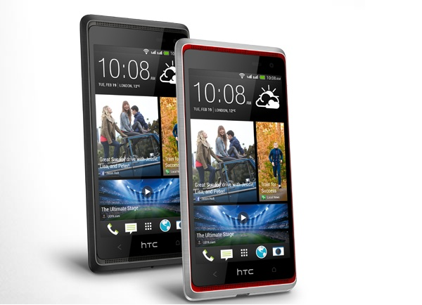 HTC Desire 600c On Company's India Website: Dual SIM With CDMA Support