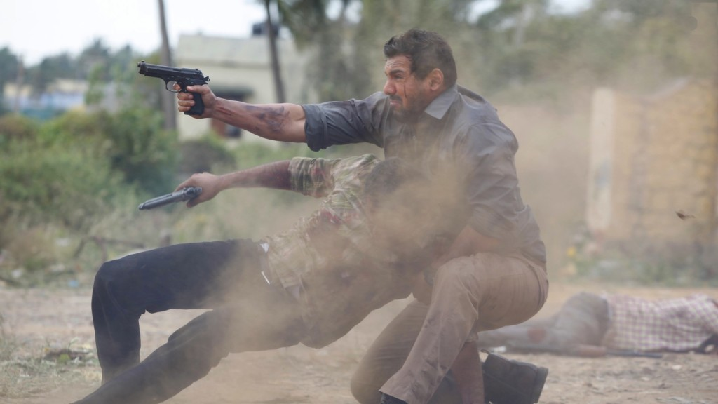 Madras Cafe HD movie wallpaper 11