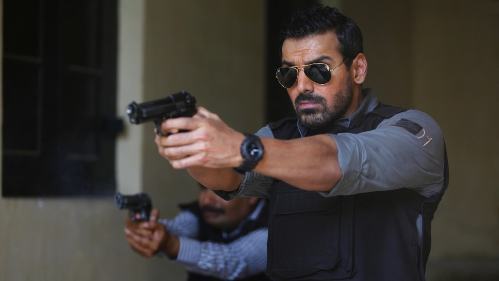 Madras Cafe HD movie wallpaper 3 John Abraham